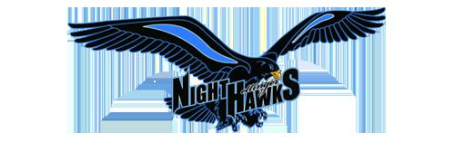 Hettinger Night Hawk Logo