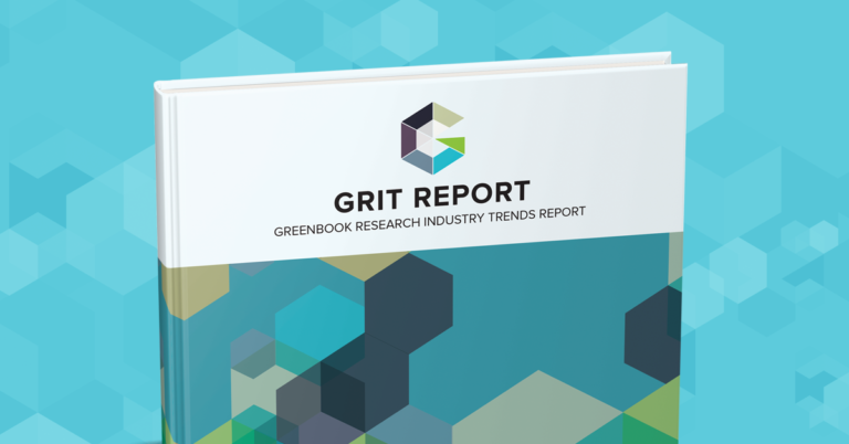 GRIT Top 50 most innovative market research company