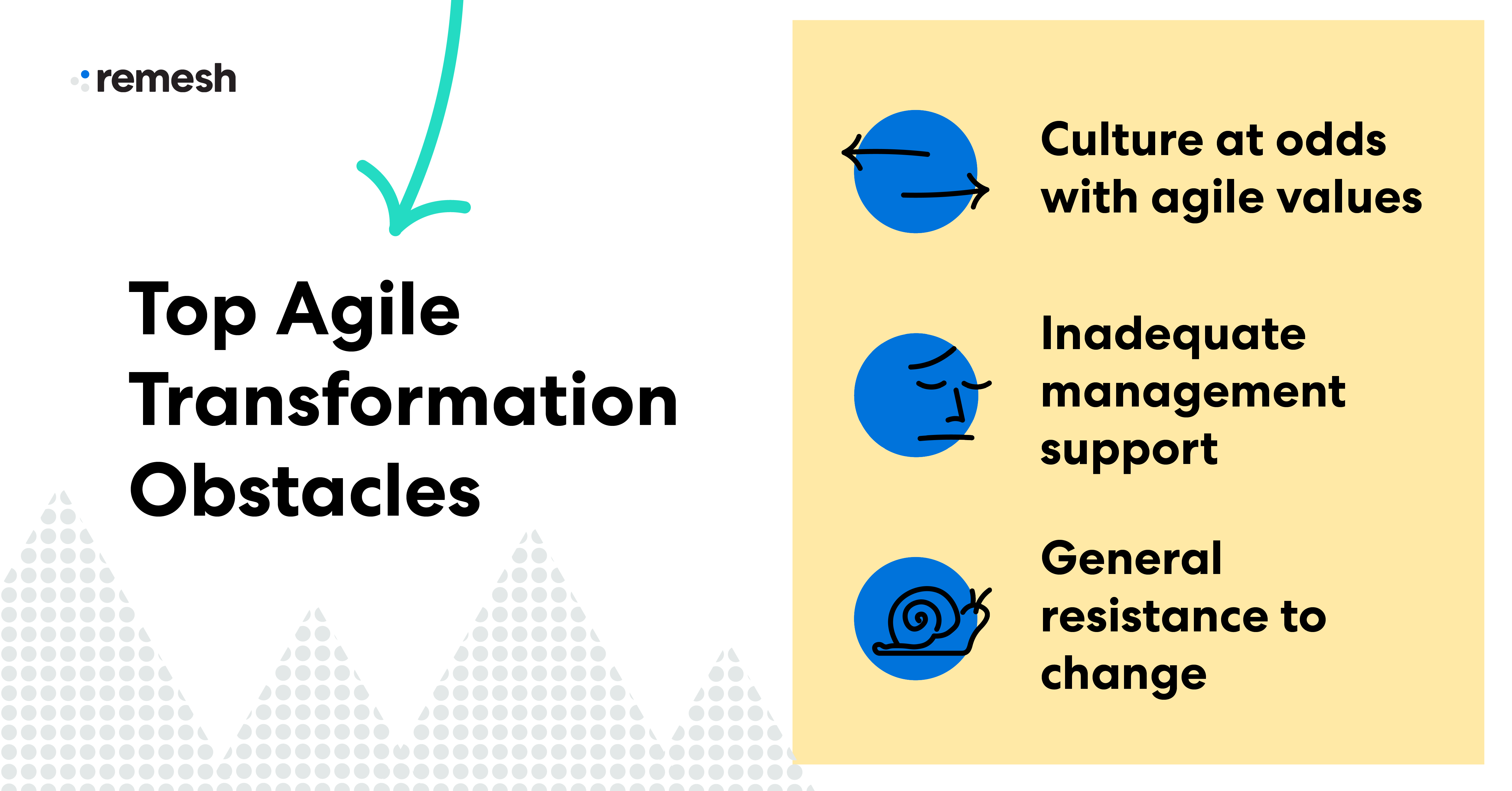 Agile Transformation Obstacles