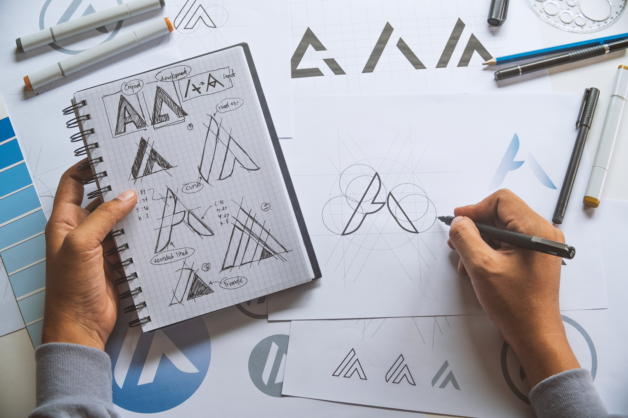 Asking The Right Brand Logo Survey Questions - How Helpfull Surveys Can Improve Your Brand Logo Design