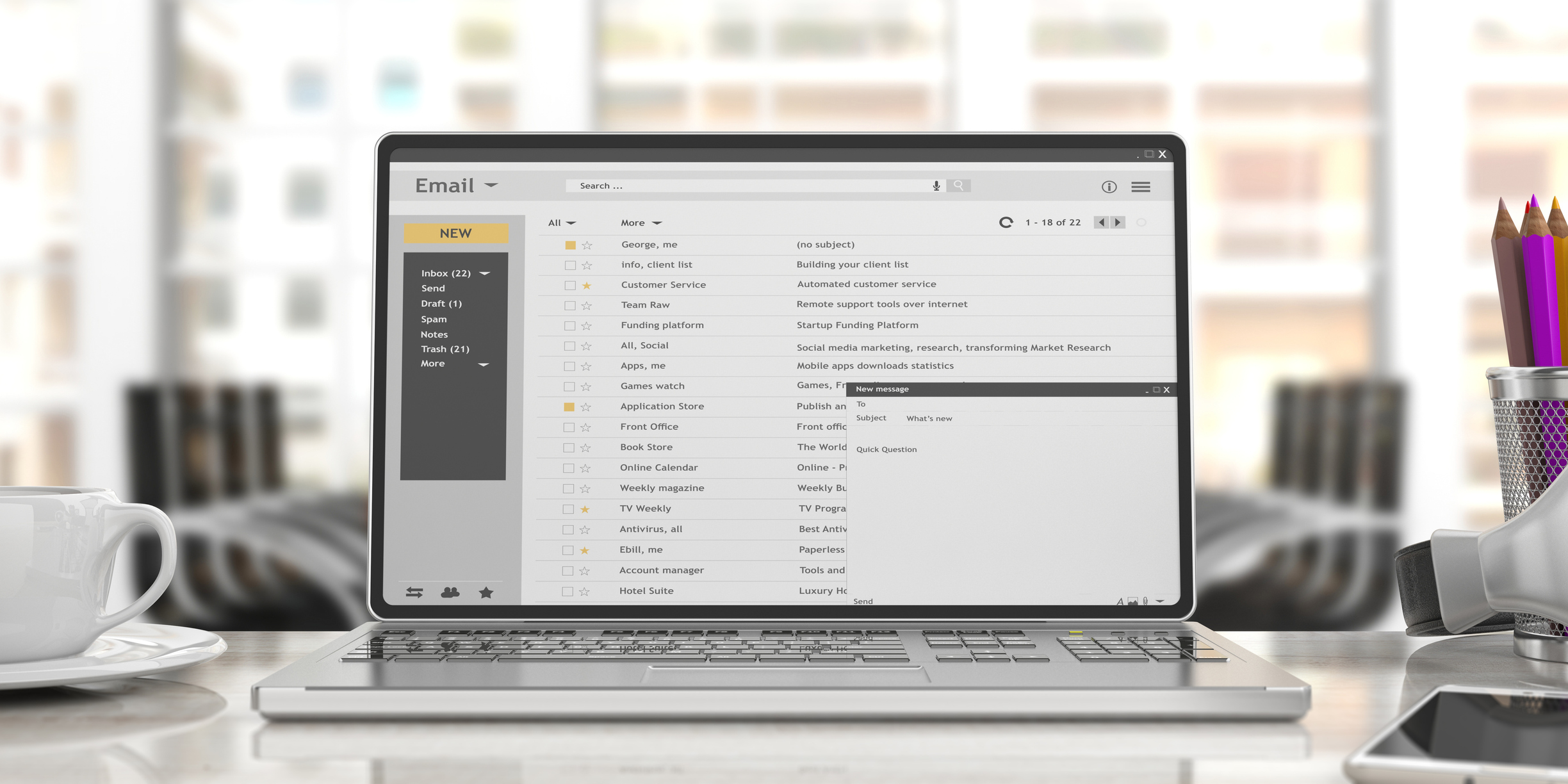 Testing Email Marketing Templates For Your Marketing Campaign