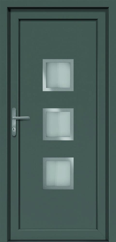 Kunststof deur 214