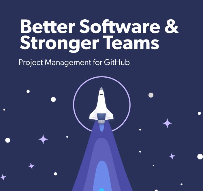Better software & Stronger teams