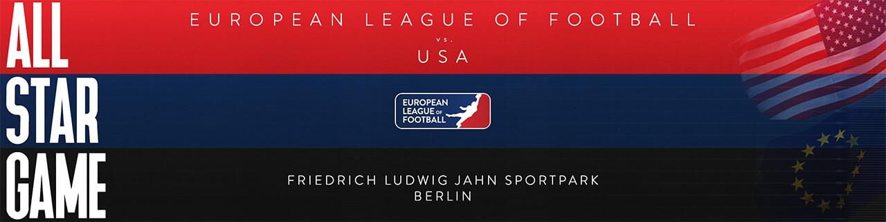All Star Game European League of Football