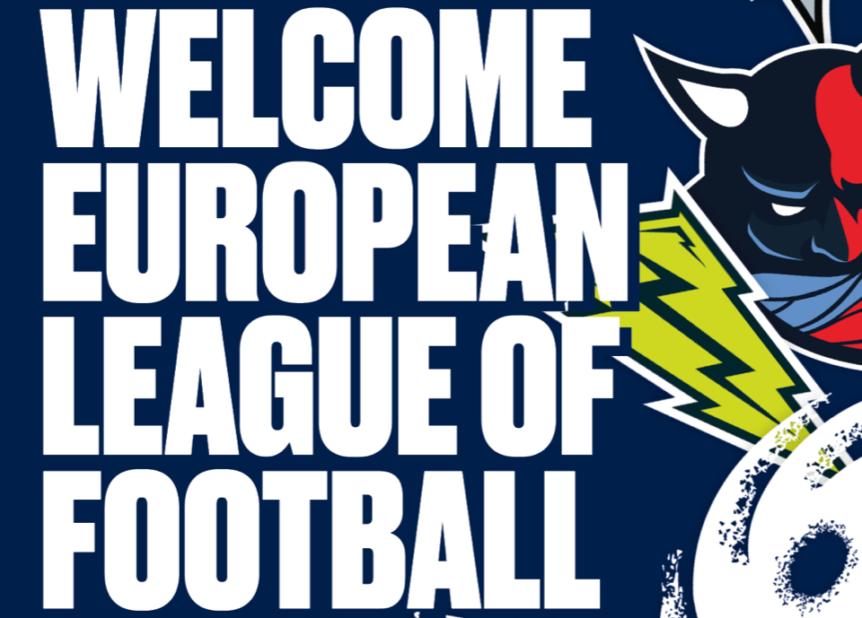 The European League of Football Welcome Magazine is now available!