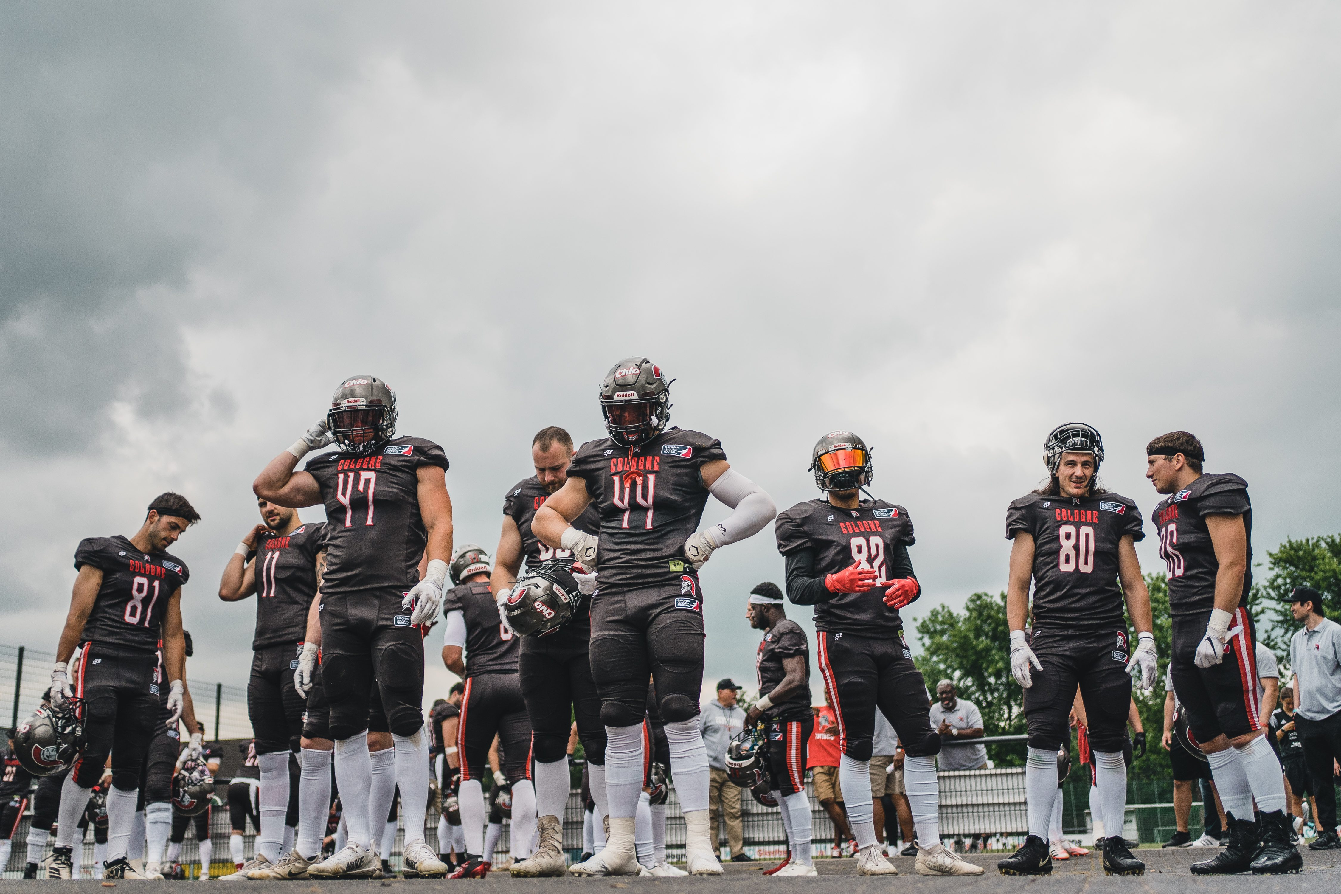 Road to Championship: A week with the Cologne Centurions