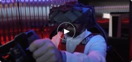 Elektra X - professional racing simulators with XTAL 8K VR  headset