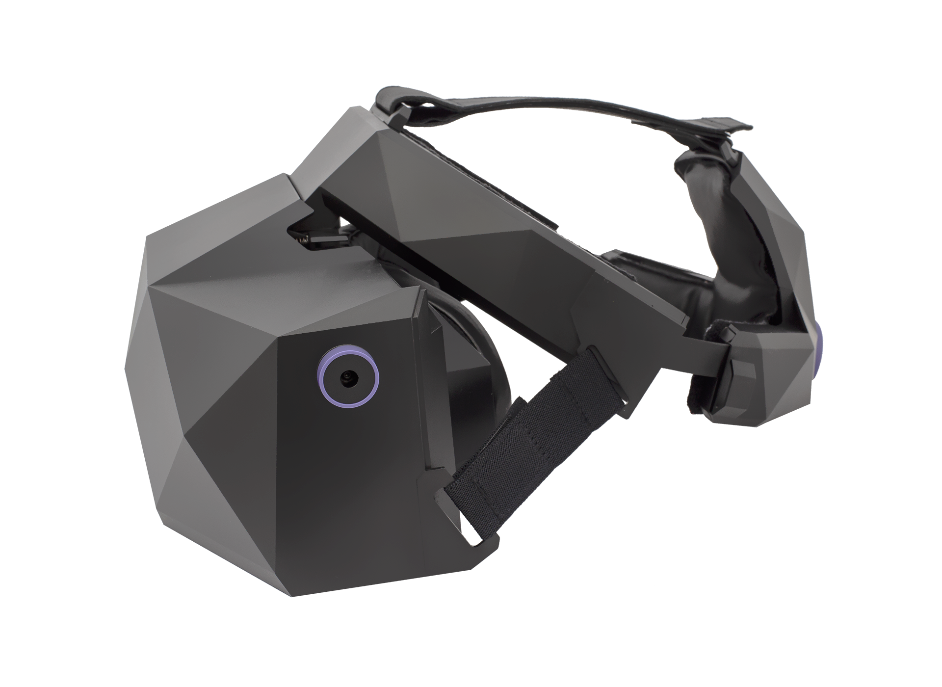 XTAL 5K high-end VR headset left view