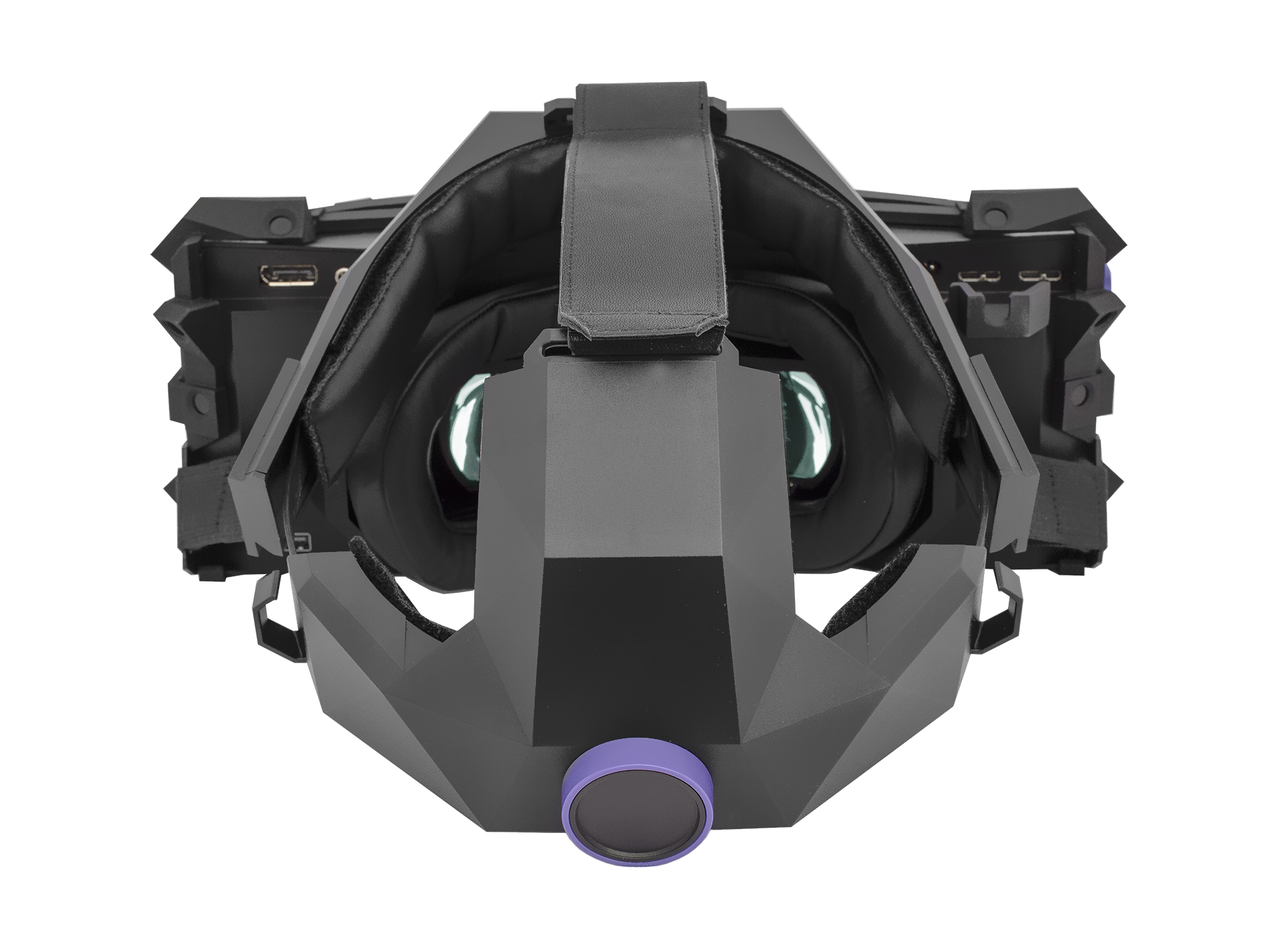 XTAL 5K high-end VR headset back side view