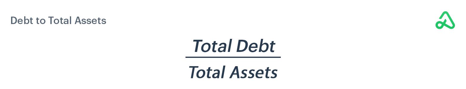 Debt to Total Assets formula