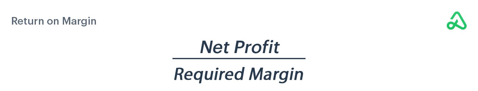 Return on margin formula