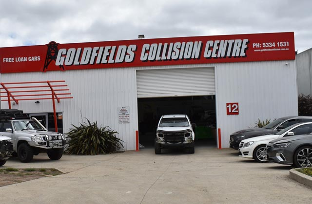 Goldfields Collision Centre