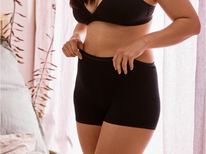 kin mesh panties for postpartum