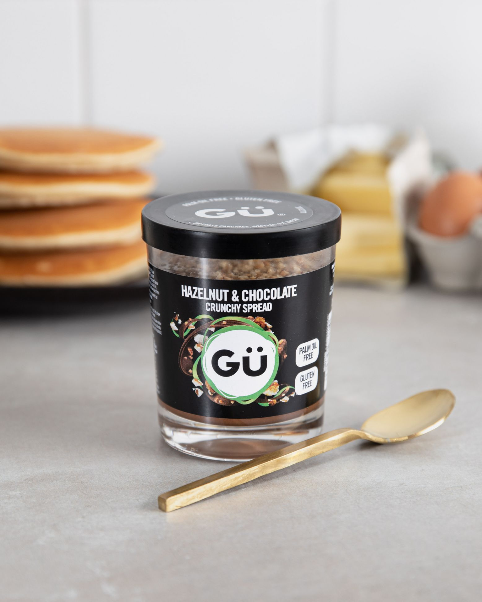 Gü Crunchy Hazelnut & Chocolate Spread
