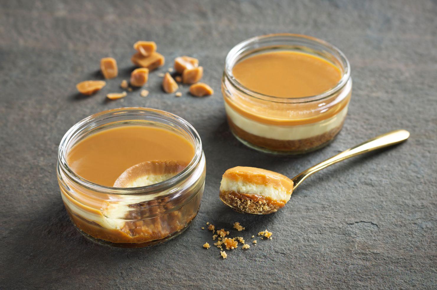 Gü Salted Caramel Cheesecake