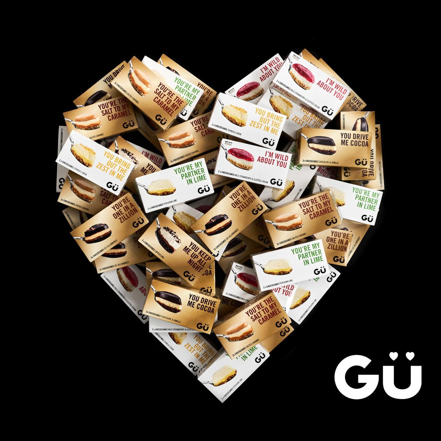 ❤️✨DATE NIGHT ON US !✨ ❤️  To celebrate our new Valentine's packaging we're offering the chance to win your Valentine's Day dinner ( with a £100 voucher for a retailer of your choice) AND We'll supply your date night Gü's for a WHOLE YEAR!   Here'...