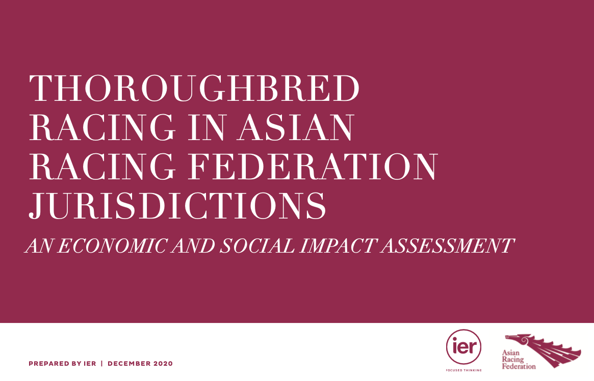 ARF ECONOMIC AND SOCIAL IMPACT ASSESSMENT