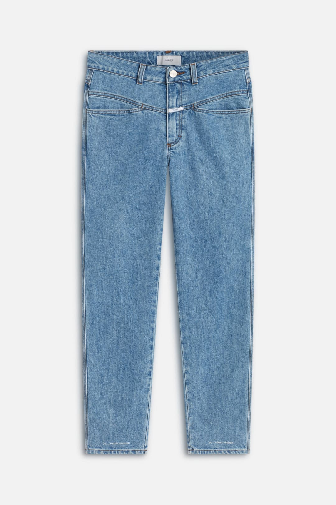 Jeans Pedal Pusher