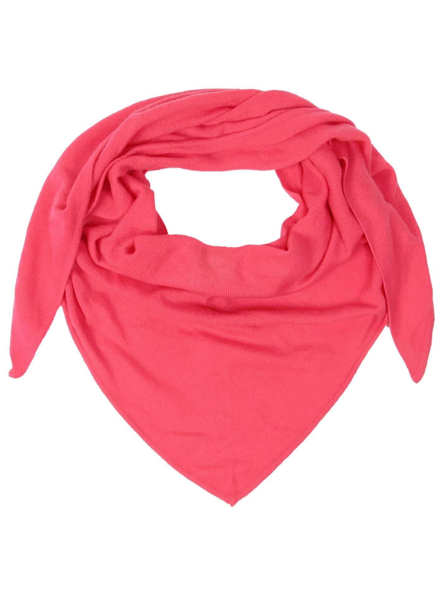 Dreieckstuch Cashmere Pink