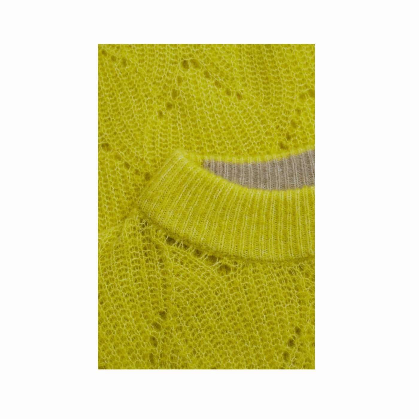Pullover Nina Pointelle Citronelle