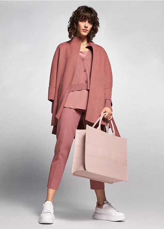 Rianista Shopper Marble Rose