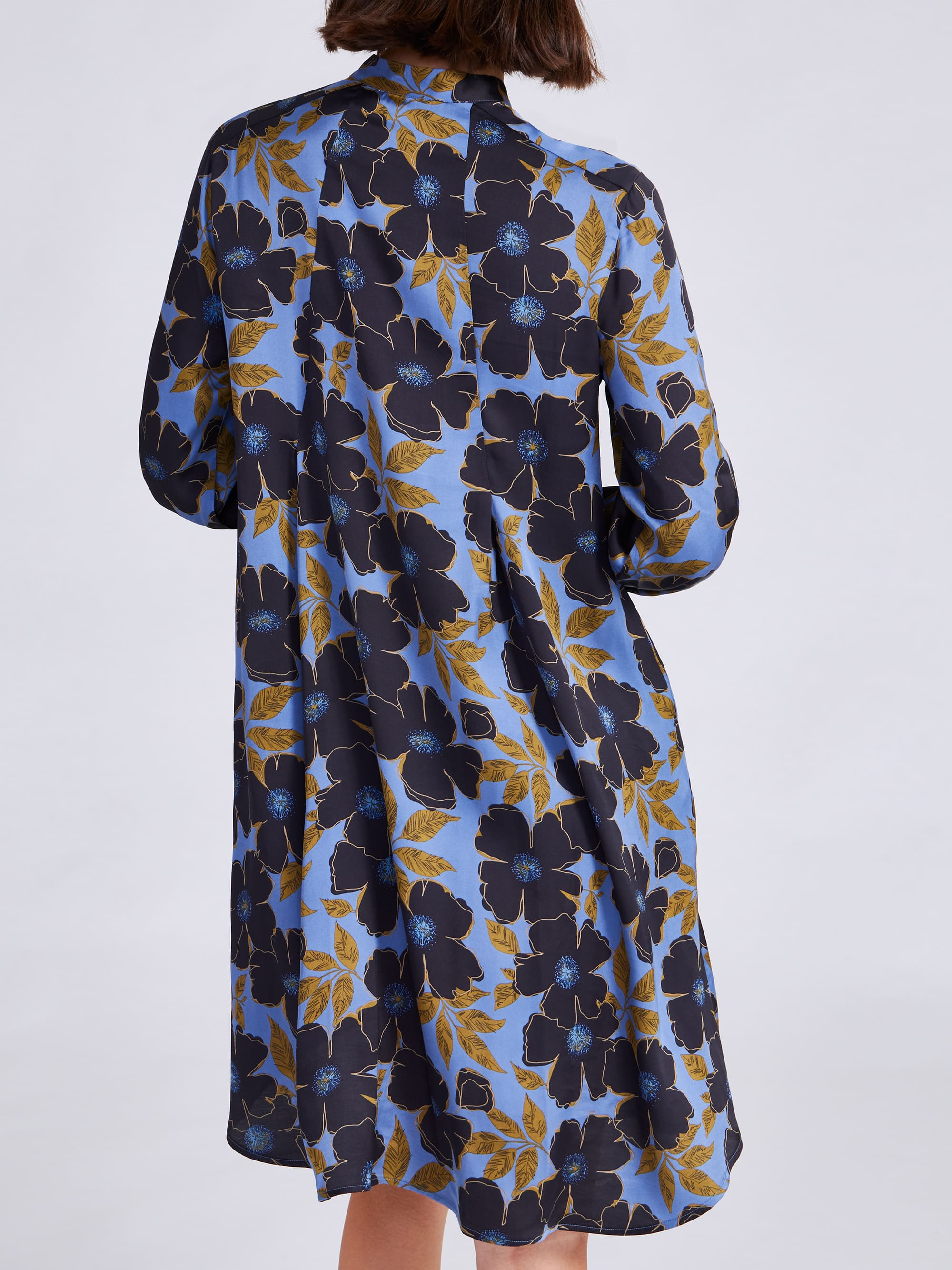 Kleid Olympia Flower