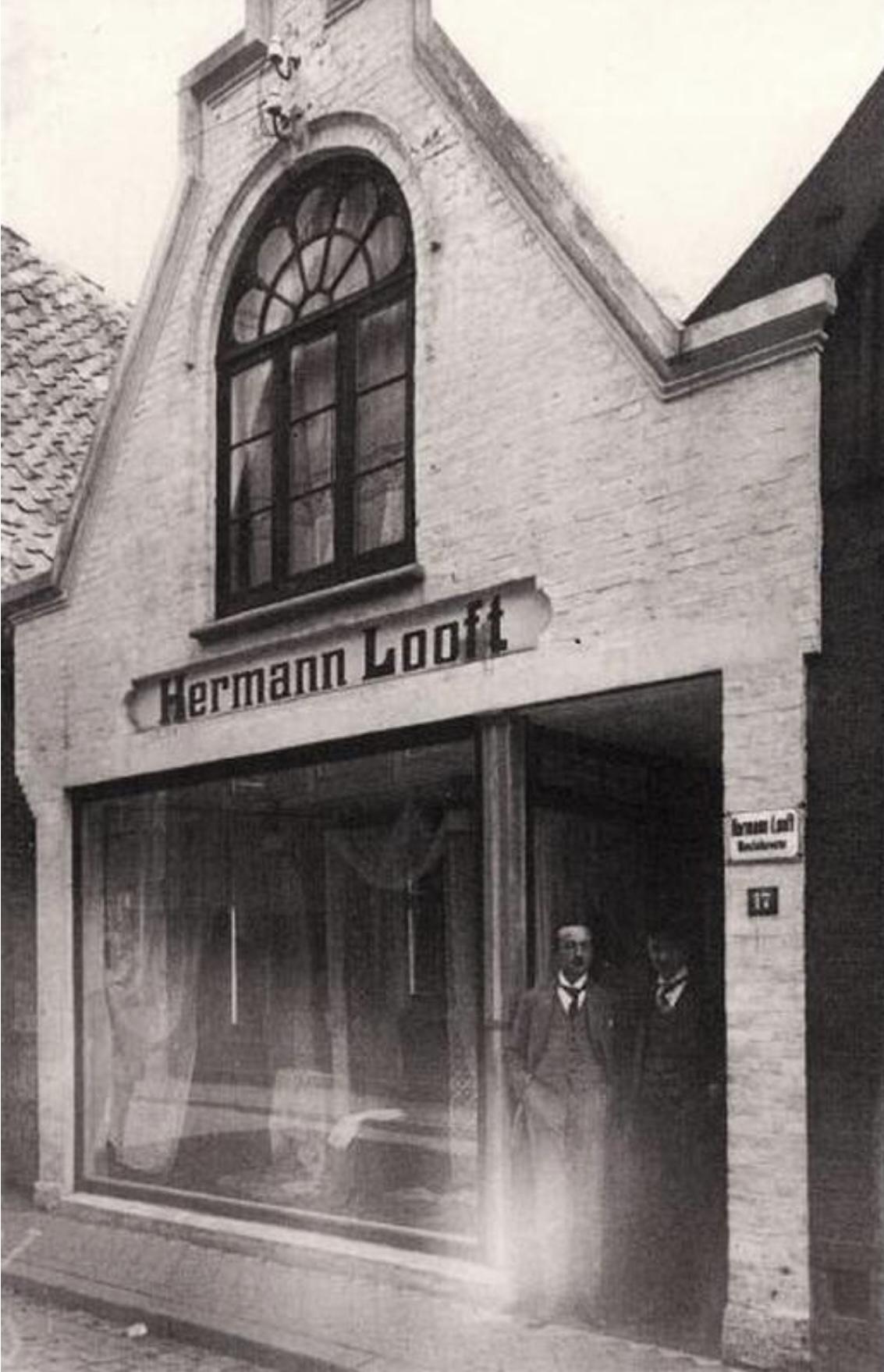 Geschäft Hermann Looft