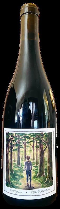 "Riviera Wine Group 2018 ""Passenger"" Syrah"