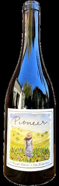Pioneer 2019 Pinot Noir