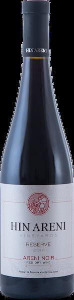 Hin Areni Vineyards 2016 Areni Noir RESERVE