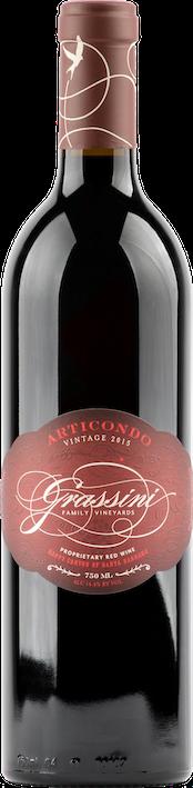 Grassini Family Vineyards 2017 Articondo Red Blend