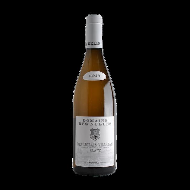 Domaine des Nuges 2018 Beaujolais Blanc (Chardonnay)