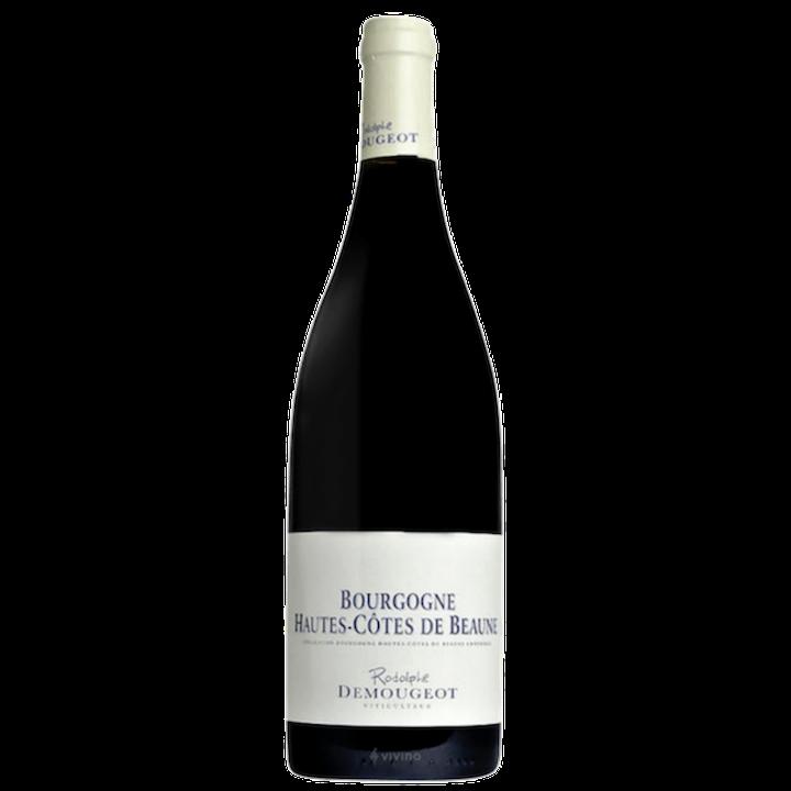 Rodolphe Demougeot 2017 Bourgogne Rouge, Hautes-Côtes de Beaune