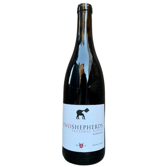 Two Shepherds 2014 Pastoral Rouge