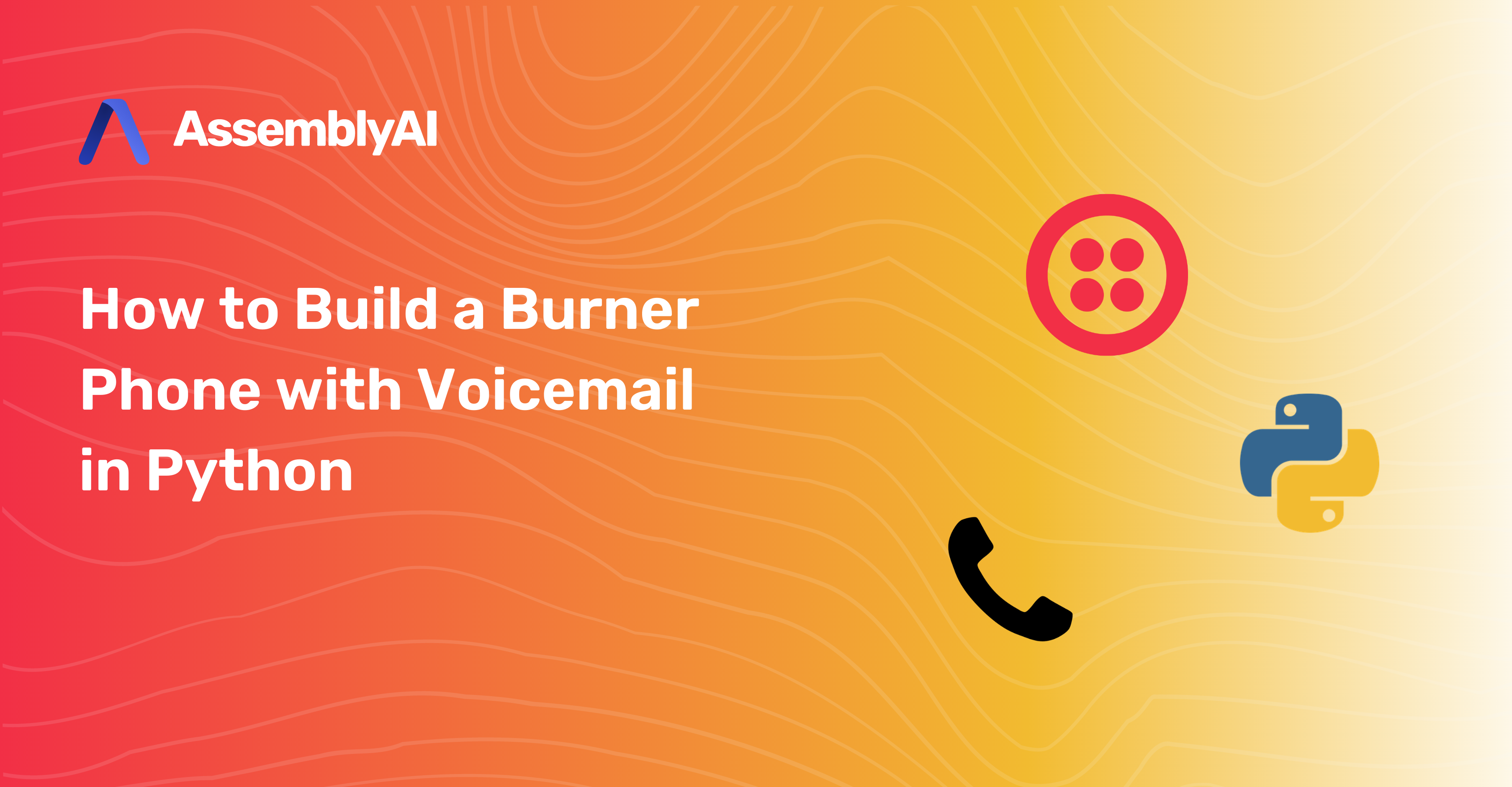 How to Build a Burner Phone with Voicemail in Python