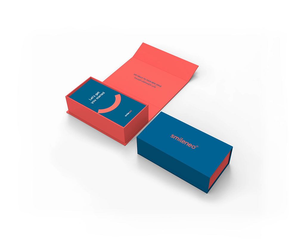 Smileneo Packaging Box