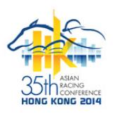The 35th ARC, Hong Kong 2014