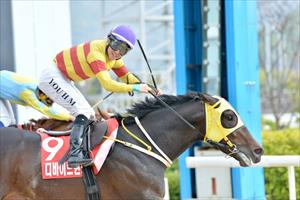 You Hyun Myung and Divide Wind, picture Korea Racing Authority