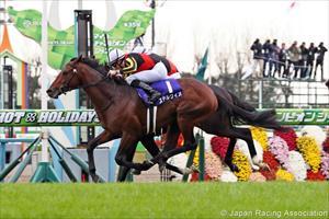 First Japanese Grade 1 victory for International Jockey William Buick