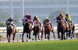 Beauty Generation, picture Hong Kong Jockey Club