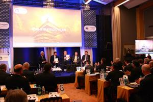 Delegates at the 52nd IFHA Conference, picture IFHA/ScoopDyga