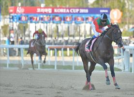 London Town, picture Korea Racing Authority