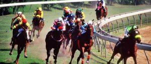 Racing at the Royal Bangkok Sports Club