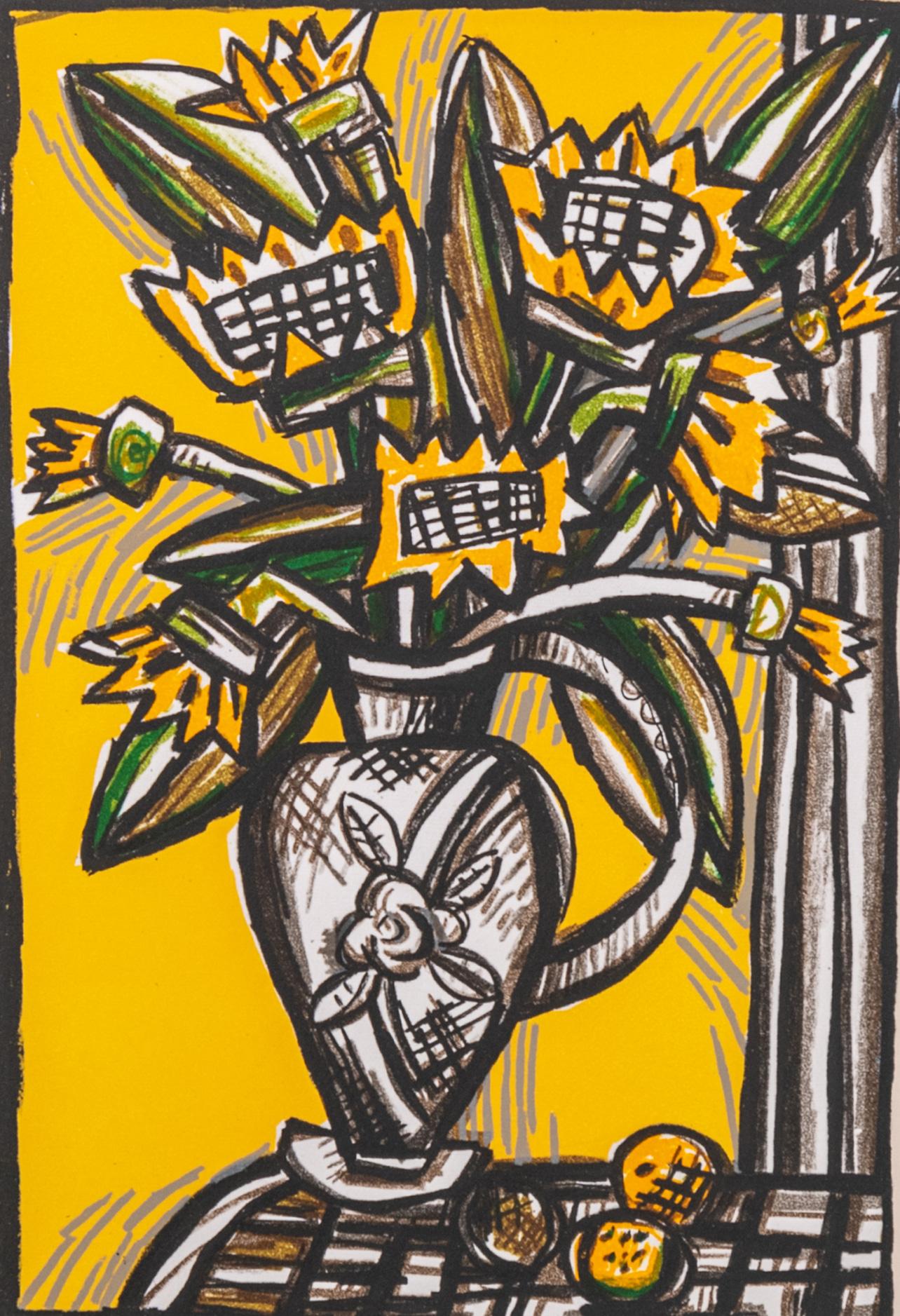 Irises, David Bates