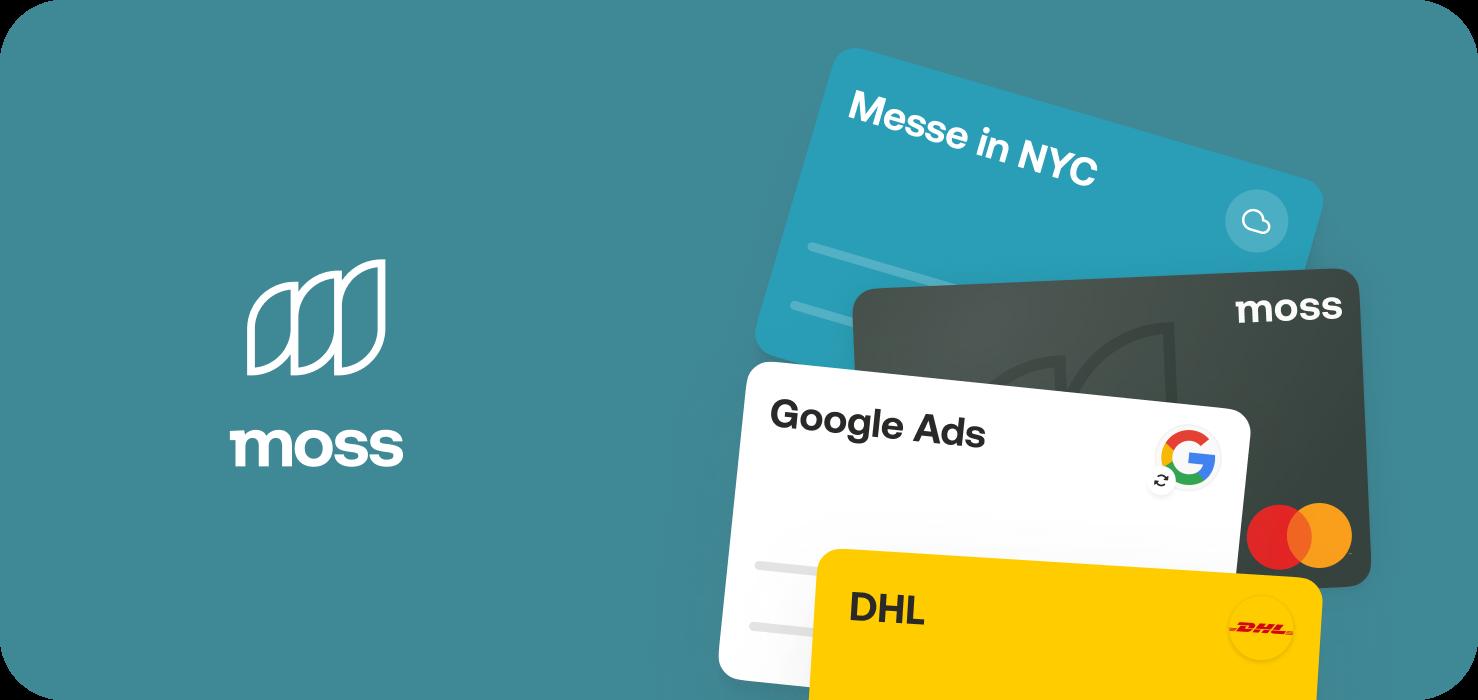 Fahrtkosten einfach managen mit virtuellen Kreditkarten von Moss