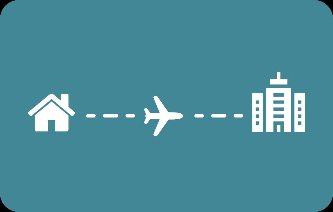 Beginn und Ende der Dienstreise: Gesetzlicher Rahmen oft nicht klar