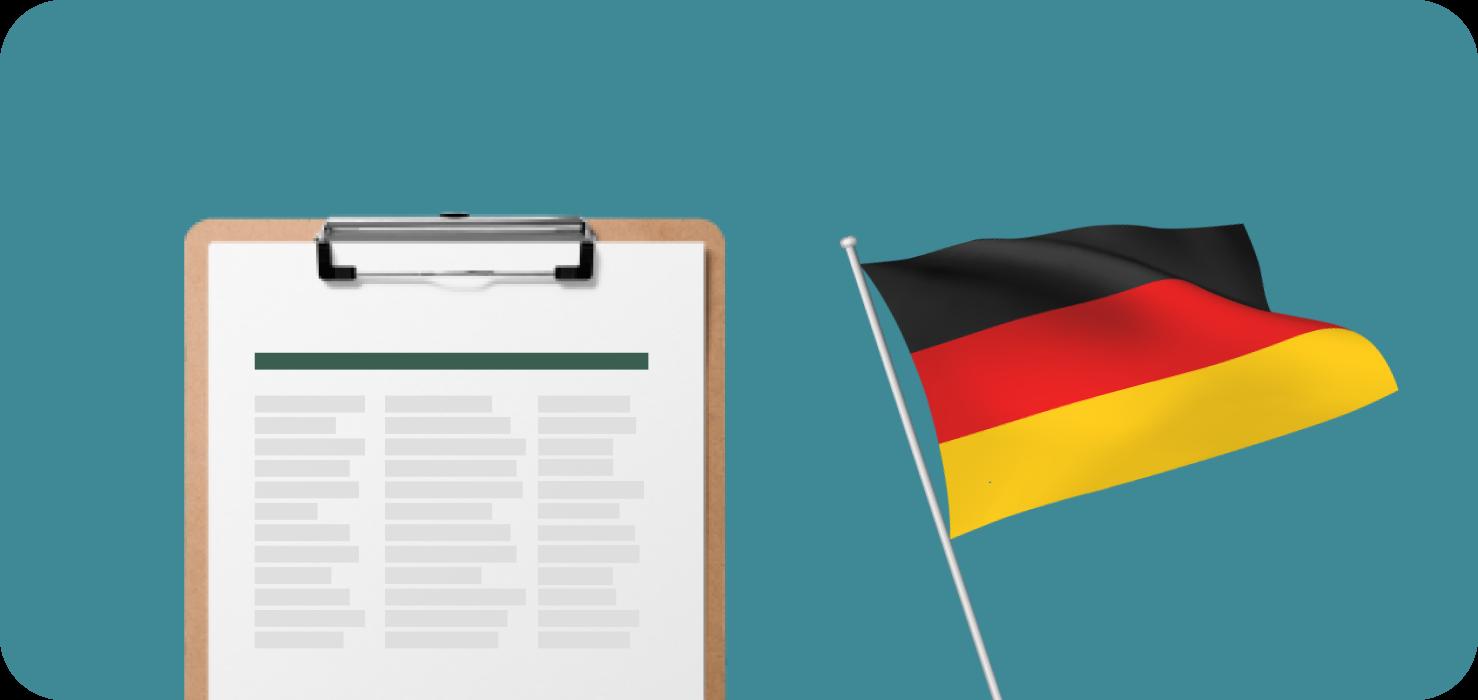 Spesensätze 2021 in Deutschland