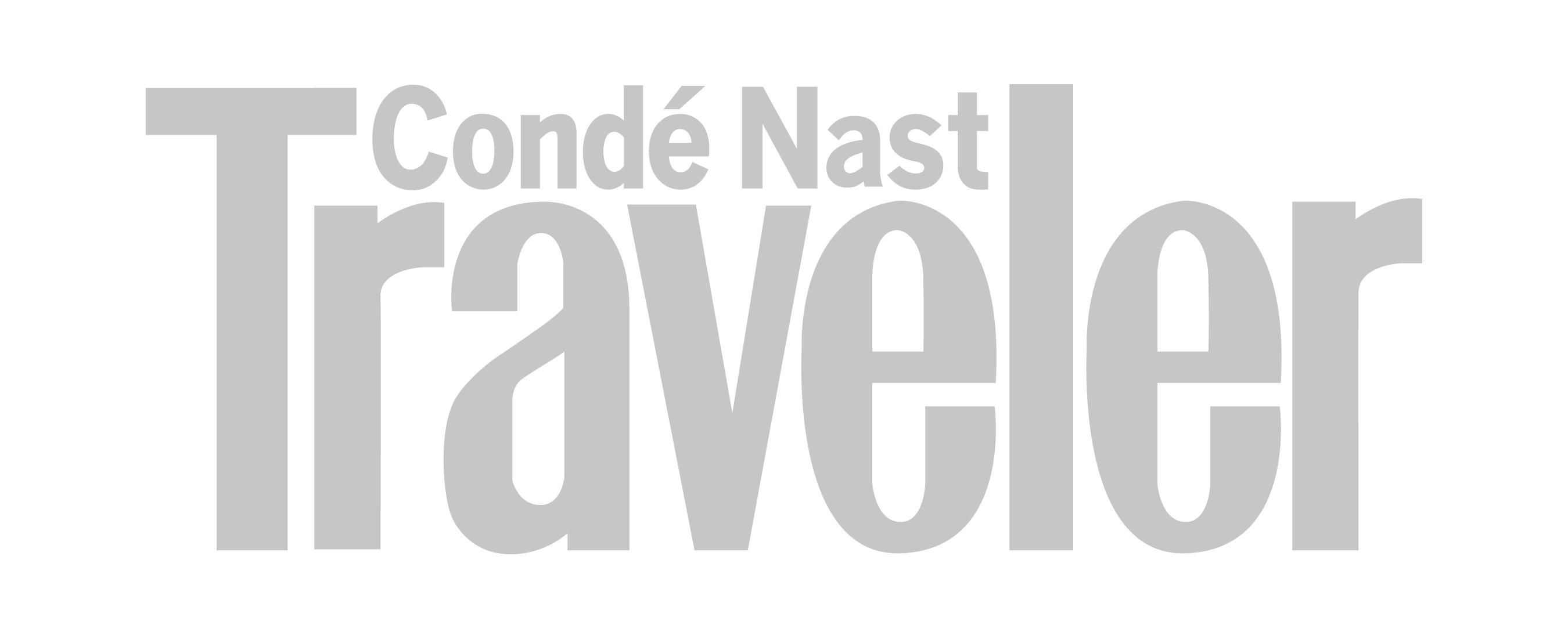 logotipo CondeNast Traveler