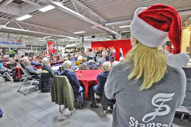 Julegrøt for Bobilnisser
