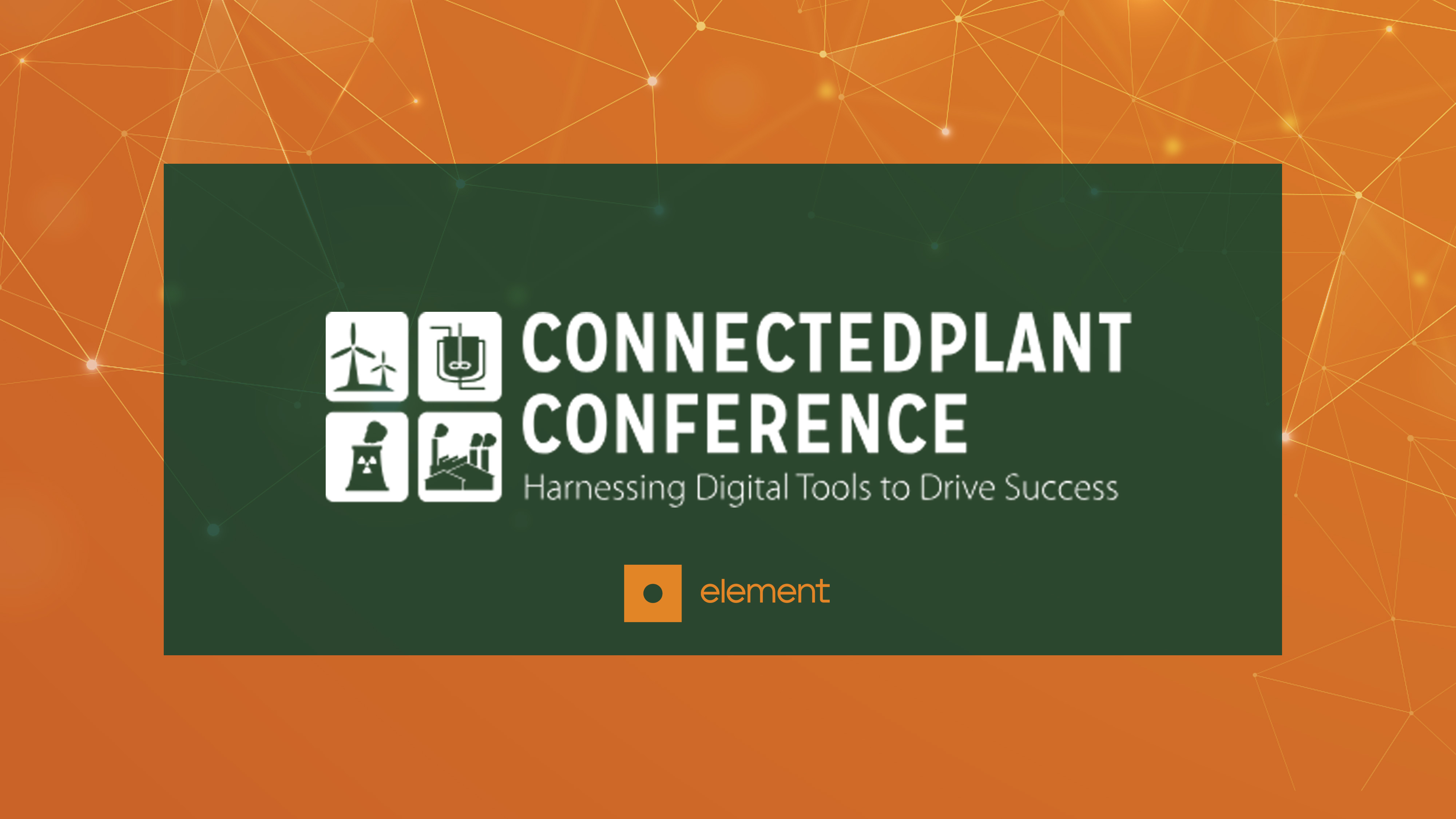 Striving for a Connected Plant? Unify your people, processes, and data.